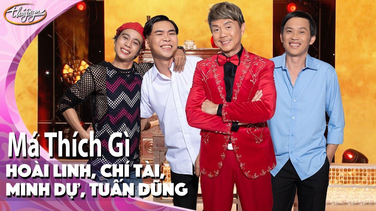 """PBN 130   Hài Kịch """"Má Thích Gì"""" – Hoài Linh, Chí Tài, Minh Dự, Tuấn Dũng"""