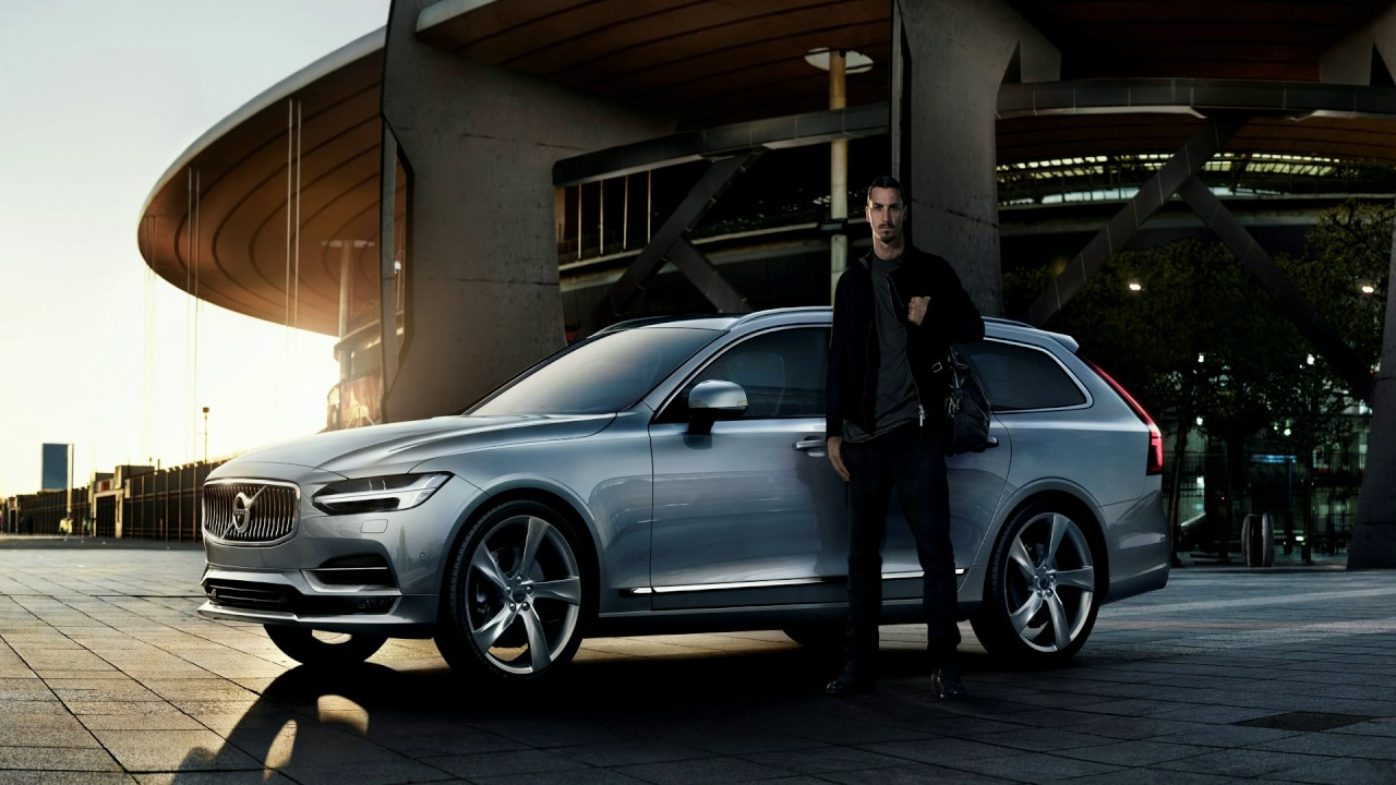 "Volvo V90 Made By Sweden - ""Prologue"" Featuring Zlatan Ihimović"