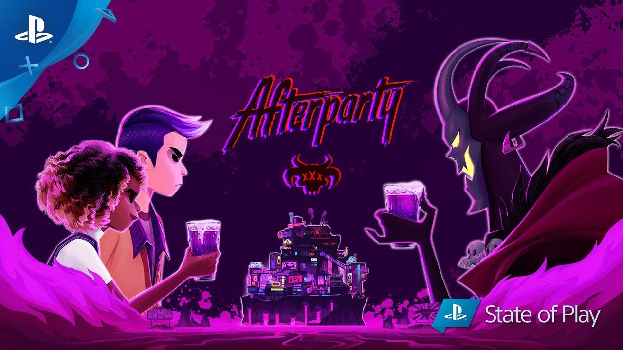 Afterparty - Launch Trailer | PS4