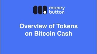 Overview of Tokens on Bitcoin Cash