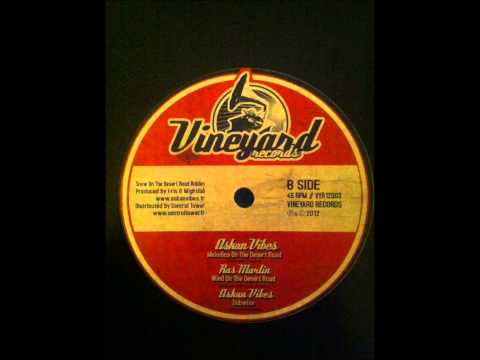 Askan Vibes / Mightibo - Melodica On The Desert Road / Ras Martin - Wind On The Desert Road