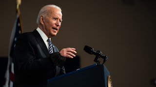 WATCH: Biden delivers remarks on fuel shortages and Colonial Pipeline cyberattack