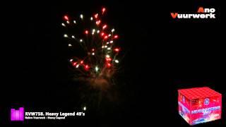 Heavy Legend 49's - Rubro Vuurwerk - Heavy Legend (www.vuurwerkbieb.nl)