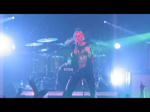 """SYDNEY AUSTRALIA OWN """" TONIGHT ALIVE """" @ THE HOUSE OF INDEPENDENTS  02-19-2018"""
