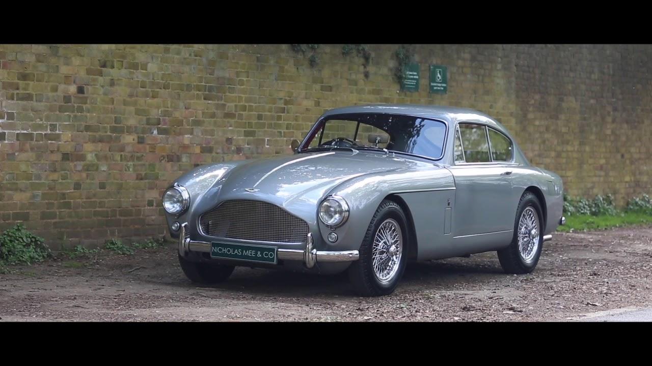 Aston Martin Db Mkiii Nicholas Mee Co Ltd Youtube