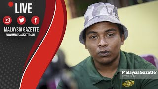 MGTV LIVE : Tinjauan Malaysia Gazette Ke Kediaman Allahyarham Abam Bocey