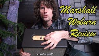 Marshall Woburn bluetooth speaker review