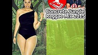 ♫Concrete Jungle Reggae Mix 2015-2016║Jah Cure║Chronixx║Bob Marley║Tugstar║Vershon