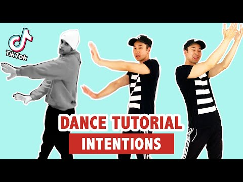 INTENTIONS TIK TOK (SLOW TUTORIAL)