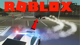 RAM THAT FINE ON HIS NOSE!! | Roblox Emergency Response #3