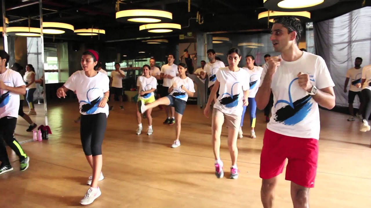 BODYPUMP 100 Celebrity Fitness Malaysia 2017 - YouTube