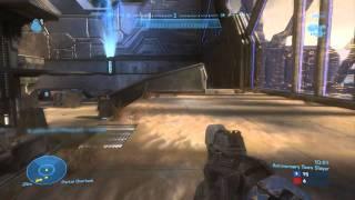 Halo Anniversary Hang Em High Gameplay