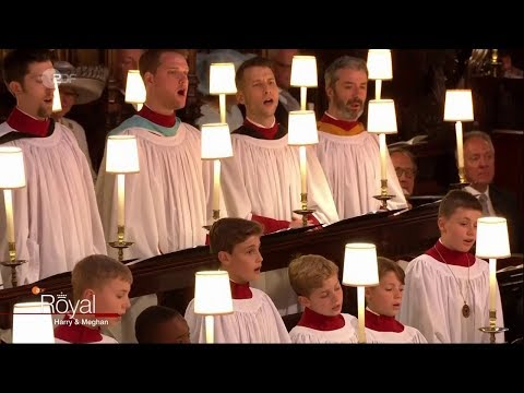 """If Ye Love Me"" Thomas Tallis @ The Royal Wedding of Prince Harry & Meghan Markle (2018)"