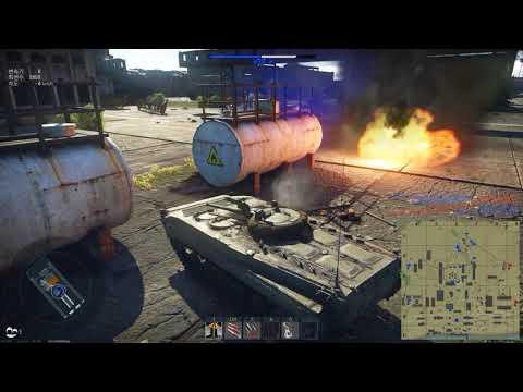 워썬더) 소련 BMP-1 리얼리스틱 플레이 / War Thunder_BMP-1_Play