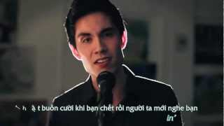 [Vietsub + Kara] If I Die Young - The Band Perry - Sam Tsui