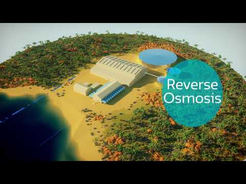 Desalination: a trusted and preferred water source
