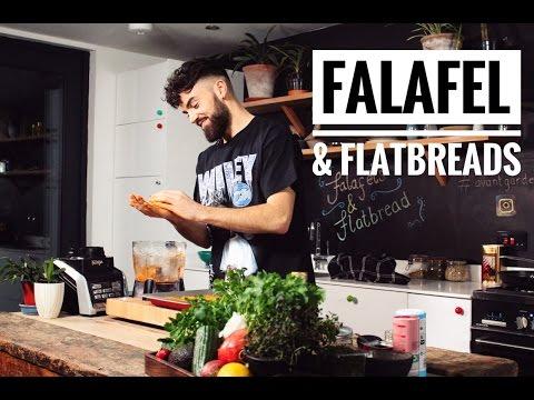 FALAFEL & FLATBREADS | Avant-Garde Vegan