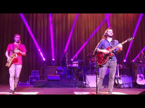 The Revivalists - You and I live @ Orpheum Theater New Orleans, LA 5-4-17
