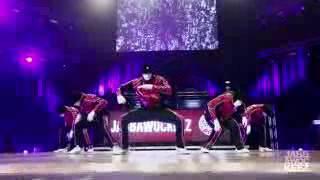 SabWap CoM Jabbawockeez At Battle Of The Year 2014