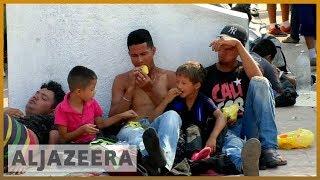 🇲🇽 Police halt migrant caravan in southern Mexico | Al Jazeera English