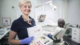 Эстетическая реставрация зубов с применением компониров