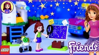 Lego Friends Olivia's Exploration Car Build Review Silly Play - Kids Toys