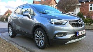 Opel Mokka X 1,6 CDTI 136 hk 4x4 Innovation - 2017 review