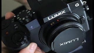 Выбор между Canon 200D и Panasonic G7 для видео