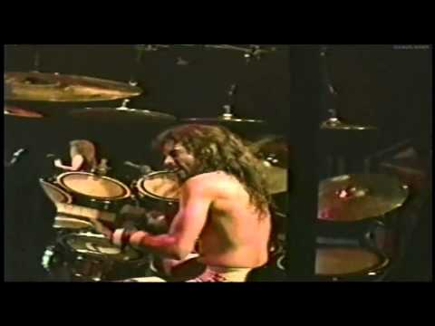 Megadeth - Clash of the Titans - Birmingham NEC , England , UK , 1990
