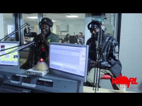 Luciano and Iwayne cardiff ,radio interview part one