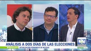 Análisis con Hassan Nassar: Rafael Nieto y Hollman Morris, dos visiones a la Presidencia