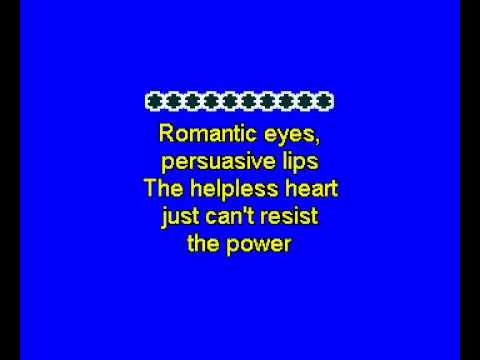 I Get Weak - Karaoke ( Belinda Carlisle )