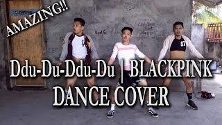BLACKPINK - '뚜두뚜두 ( DDU-DU-DDU-DU ) DANCE COVER' | TEAM MOS