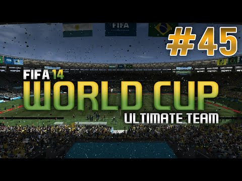 FIFA 14 Ultimate Team | World Cup | #45 | 100k Pack Opening