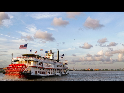 New Orleans Steamboat Natchez Evening Cruise