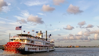 New Orleans - Steamboat Natchez Evening Cruise