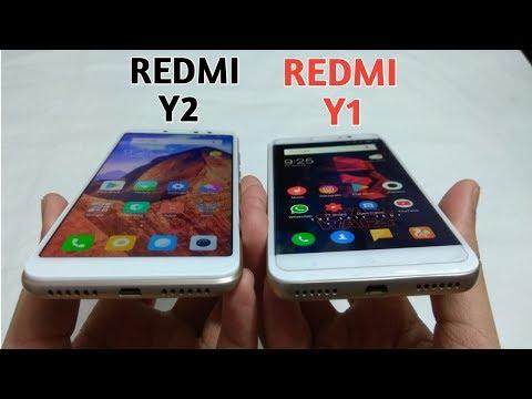 Redmi Y2 Vs Redmi Y1 Full Comparison [HINDI-हिंदी]
