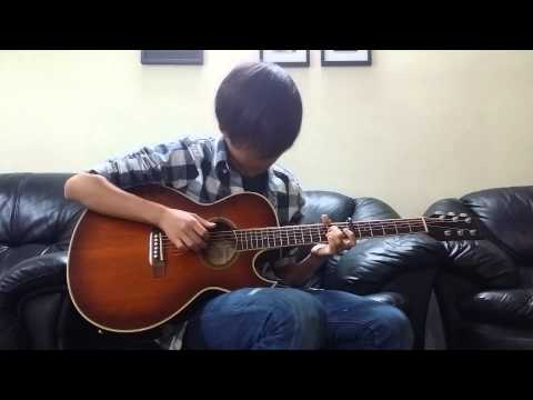 The Nights - Avicii (fingerstyle guitar cover by Harry Cho)