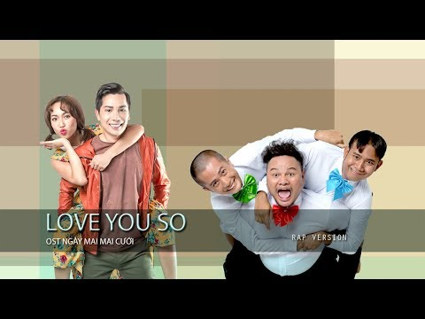 LOVE YOU SO - FAPtv ft. Diệu Nhi ft. Minh Beta | OST NGÀY MAI MAI CƯỚI