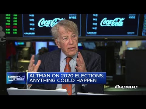 Evercore's Roger Altman: We are seeing a re-acceleration in the economy