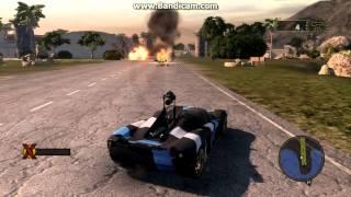 Mercenaries 3 gameplay cars HD