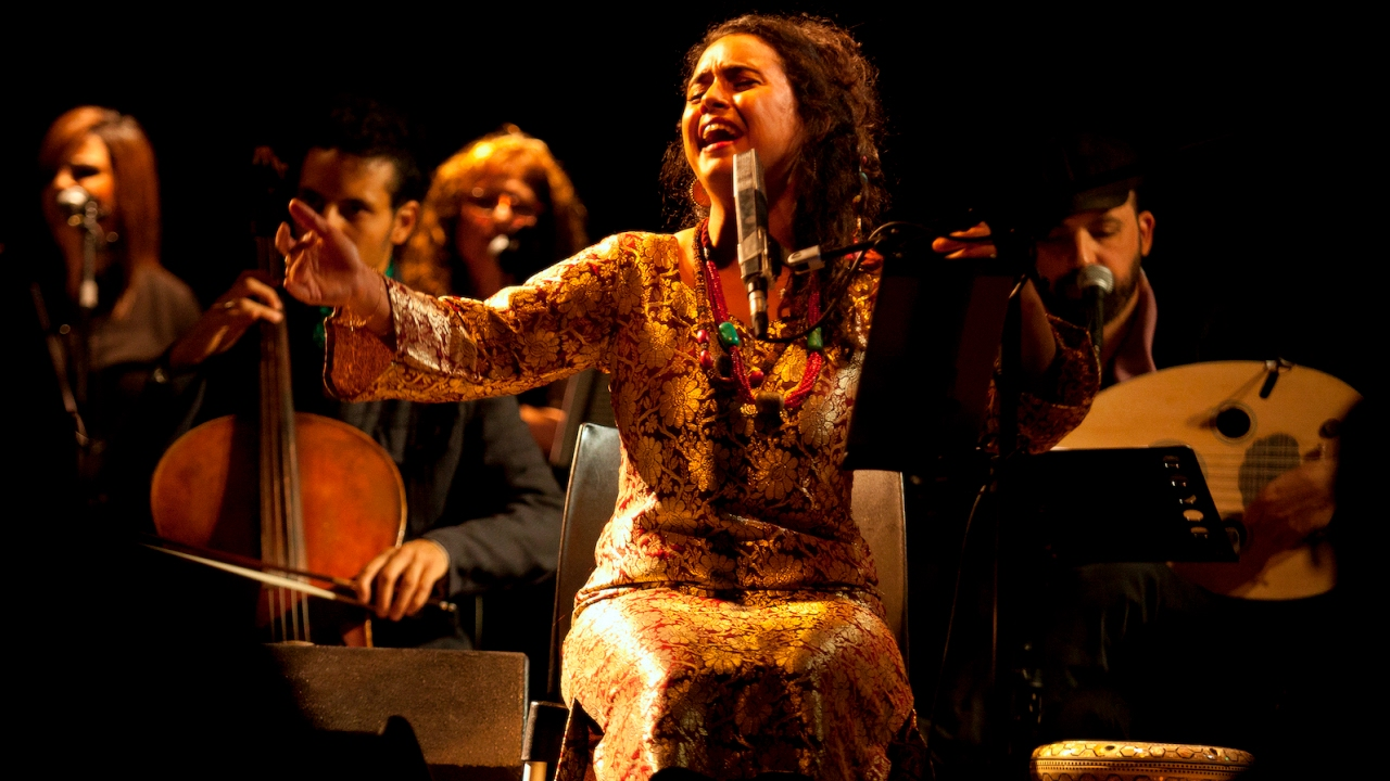 Abiadi | Neta Elkayam in A tribute to the Legendary Zohra Al Fassia