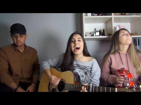 Thaiane Seghetto feat. Kadimiel e Raíssa | COVER PURO E SIMPLES (Morada)