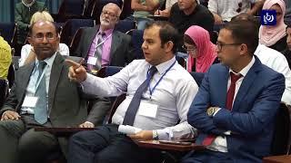 مؤتمر في اللغة العربية وآدابها بالجامعة الأردنية - (3-7-2018)
