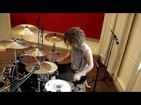 """Daft Punk - """"Lose Yourself To Dance"""" - Drum Cover by Kevin Wolf"""