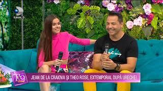 Teo Show(25.08.2020) - Jean de la Craiova si Theo Rose, provocare inedita! Cate piese au ghicit?