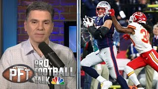 PFT Prop Bets For NFC, AFC Championship games | Pro Football Talk | NBC Sports
