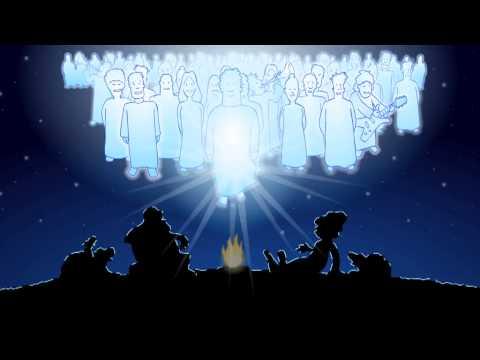 Christmas Shepherds.The Christmas Story The Shepherds 2 3
