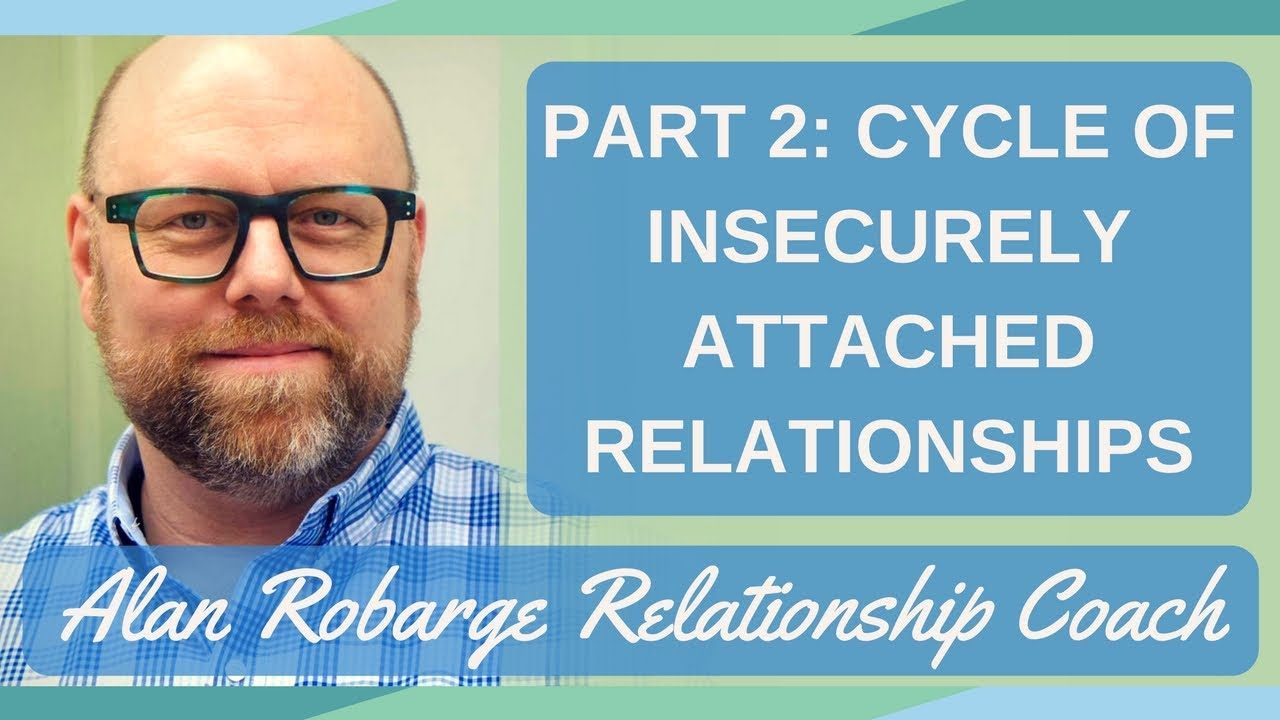 #2 Cycle of Insecurely Attached Relationships (Codependency & Love  Addiction) Part 2