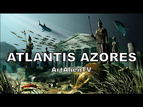 Atlantis Azores: New Pyramid & City Discovered Underwater: Antarctic Alignments. ArtAlienTV 1080p